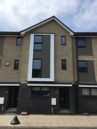 Thumbnail Town house to rent in Blackfriars Street, Norwich, Norwich
