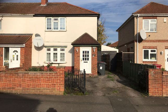 Thumbnail Semi-detached house to rent in Howard Avenue, Slough