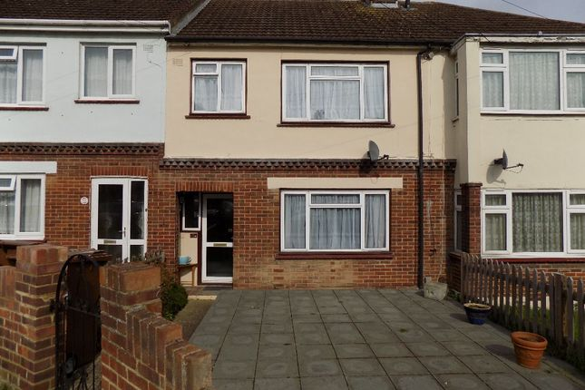 Thumbnail Terraced house for sale in Elmfield, Gillingham