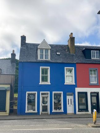 Thumbnail Town house for sale in 34 Bayhead, Isle Of Lewis