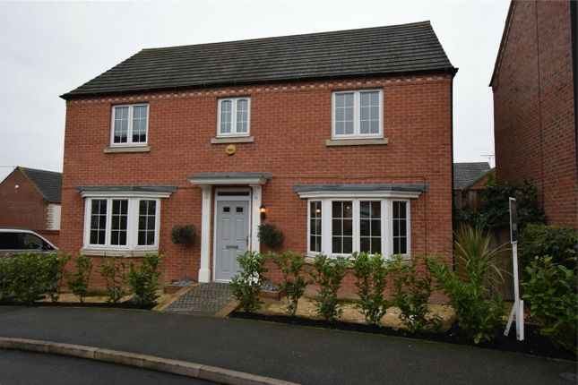 Thumbnail Detached house for sale in Pippin Close, Selston, Nottinghamshire