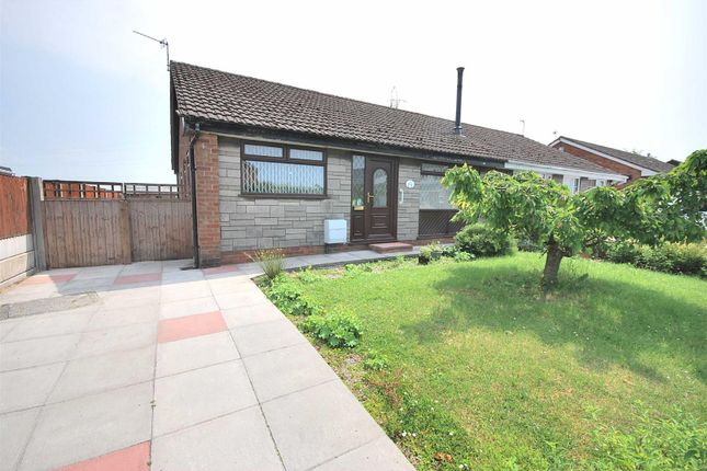 Thumbnail Semi-detached bungalow to rent in Douglas Street, Atherton, Manchester