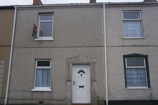 Thumbnail Terraced house to rent in Catherine Street, Llanelli