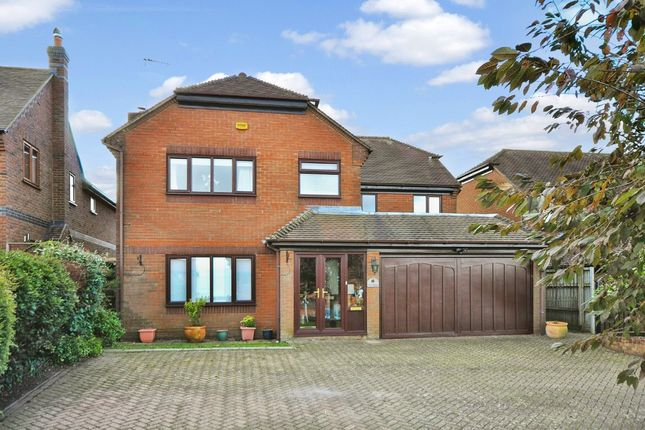 Thumbnail Detached house for sale in Marston Hill, Oving, Aylesbury