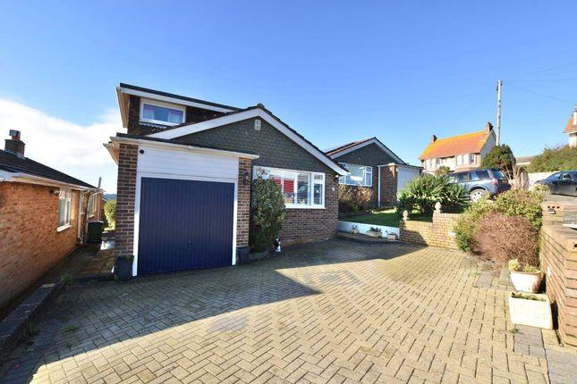 Thumbnail Detached bungalow for sale in Howey Close, Mount Pleasant, Newhaven