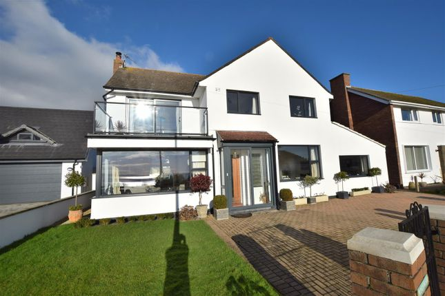 Thumbnail Detached house for sale in Trem Y Don, Barry