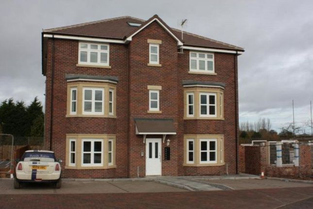 Thumbnail Flat to rent in Junction Road, Norton, Stockton-On-Tees