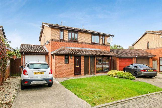 Thumbnail Semi-detached house for sale in Tadmarton, Downhead Park, Milton Keynes