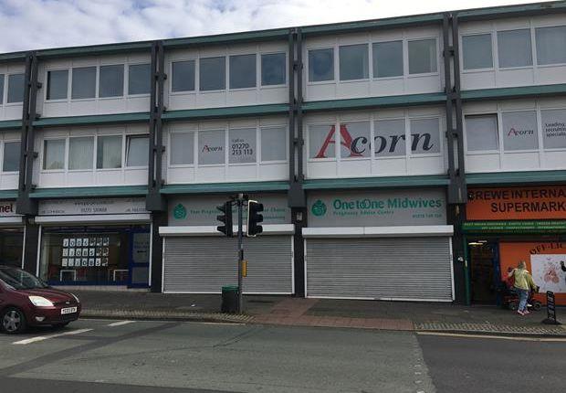 Thumbnail Retail premises to let in 249-251 Edleston Road, Crewe, Cheshire