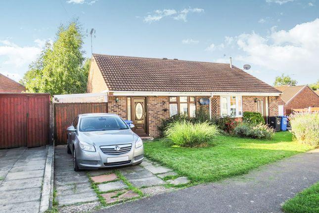 Thumbnail Semi-detached bungalow for sale in Mondello Drive, Alvaston, Derby