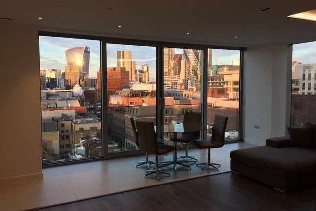 Thumbnail Flat for sale in Cashmere House, Goodman's Field, Leman Street, Aldgate, London