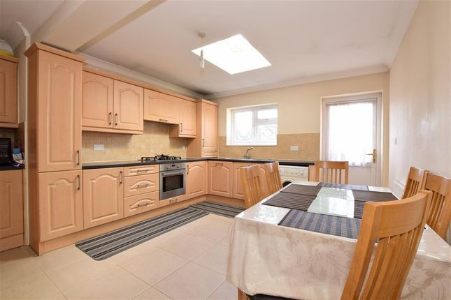Thumbnail End terrace house for sale in Withymead, Chingford, London
