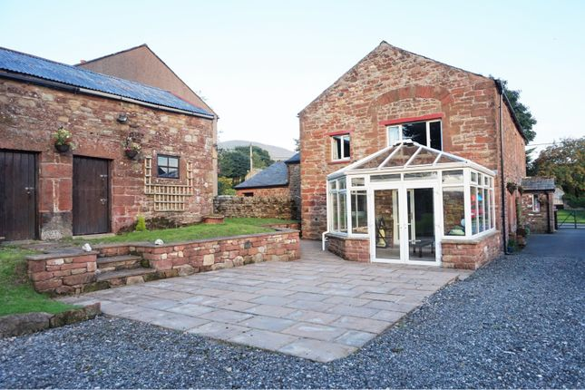 Thumbnail Farmhouse for sale in Hilton, Appleby-In-Westmorland