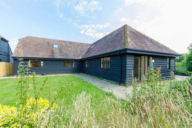 Thumbnail Detached house to rent in Laurels Barn, Upper Rodmersham, Sittingbourne