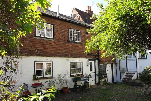 Thumbnail Terraced house to rent in Six Bells Lane, Sevenoaks