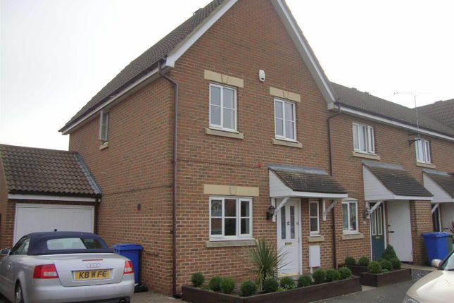 Thumbnail Semi-detached house to rent in Olivine Close, Sittingbourne