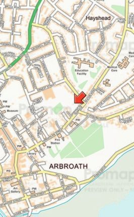 Thumbnail Land for sale in Springfield Terrace, Arbroath