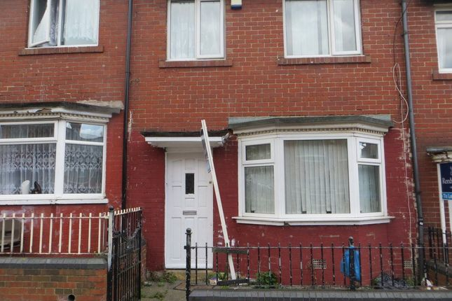 Thumbnail Property to rent in Ladykirk Road, Benwell, Newcastle Upon Tyne