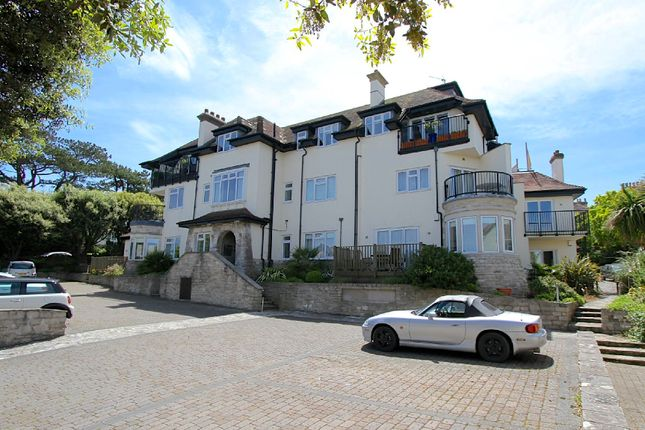Thumbnail Flat for sale in Grosvenor Road, Swanage