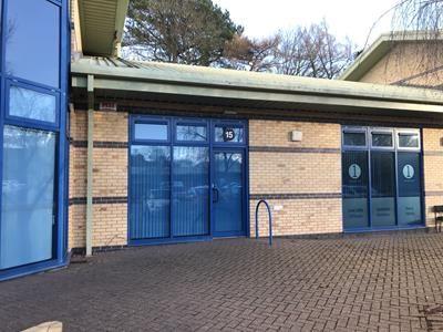 Thumbnail Office to let in Llys Y Fedwen, Parc Menai House, Bangor