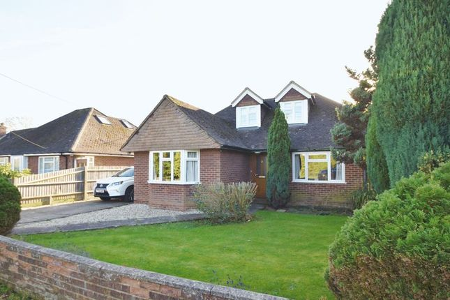 Thumbnail Detached bungalow for sale in Penn Road, Hazlemere, High Wycombe