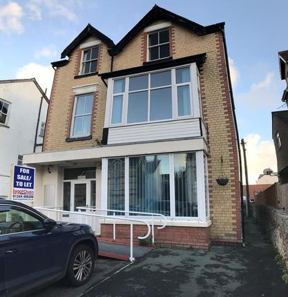 Thumbnail Office for sale in 28, Wynnstay Road, Colwyn Bay