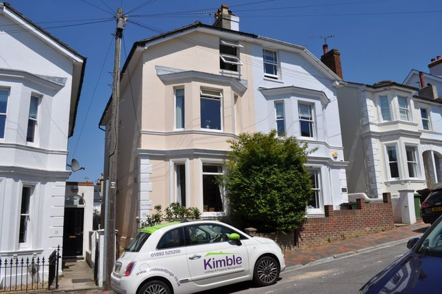 Thumbnail Semi-detached house to rent in Cambridge Street, Tunbridge Wells