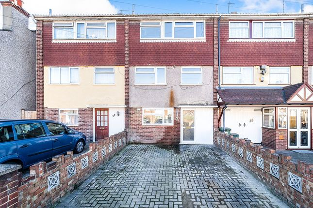 Thumbnail Terraced house to rent in Sutherland Road, Belvedere