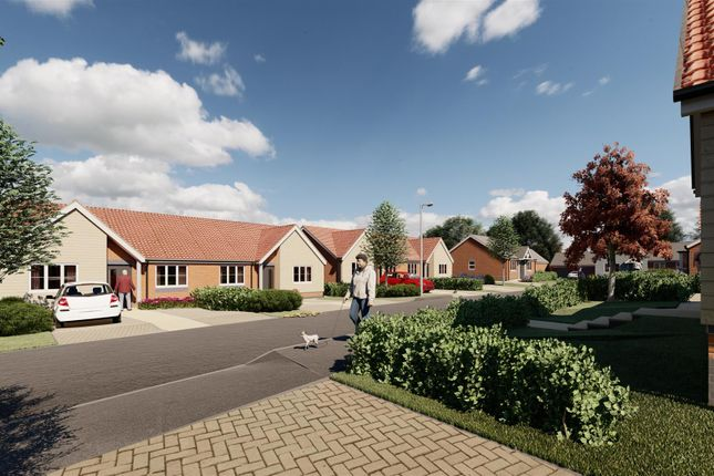 3 bed detached bungalow for sale in Green Lane, Pilsley, Chesterfield S45