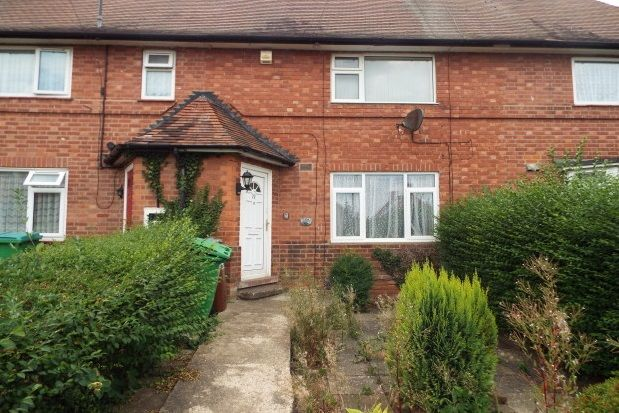 Thumbnail End terrace house to rent in Winsford Close, Aspley, Nottingham