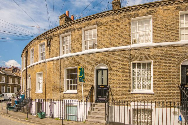 Thumbnail Terraced house for sale in Keystone Crescent, Islington