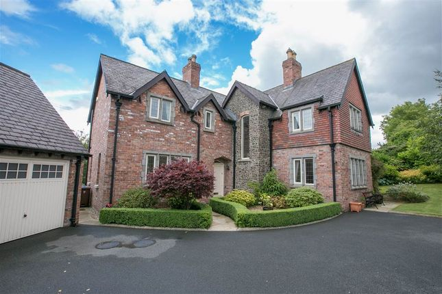 Thumbnail Detached house for sale in Governors Gate Drive, Hillsborough