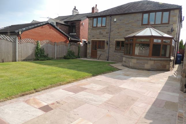 Thumbnail Detached house to rent in Charter Lane, Charnock Richard, Chorley