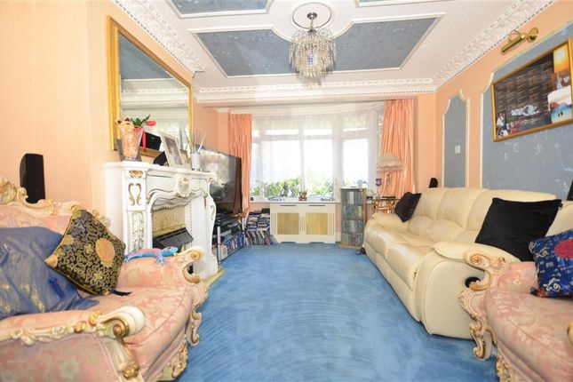 Thumbnail Semi-detached house for sale in Brunswick Gardens, Ilford, Essex