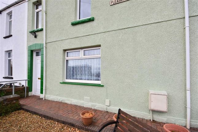 3 bedroom terraced house for sale in Pleasant View Terrace, Mount Pleasant, Swansea