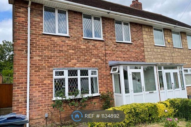 3 bed semi-detached house to rent in Faraday Avenue, Quinton, Birmingham B32