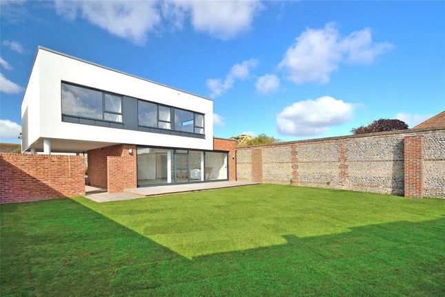 Thumbnail Detached house for sale in Sea Lane, Goring By Sea, Worthing