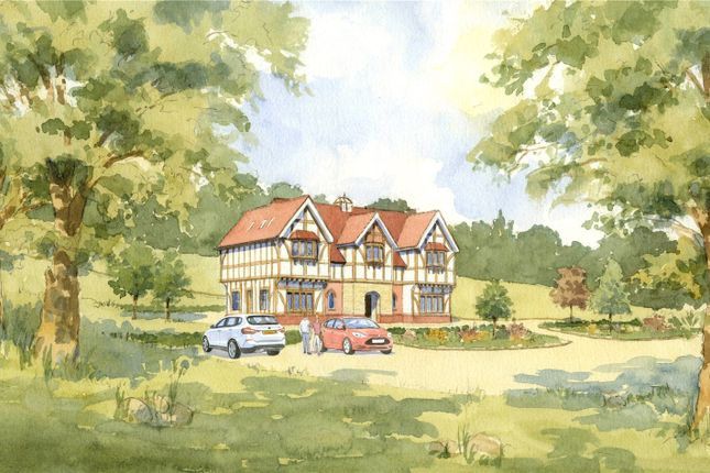 Thumbnail Detached house for sale in Mill Lane, Furners Green, Uckfield, East Sussex