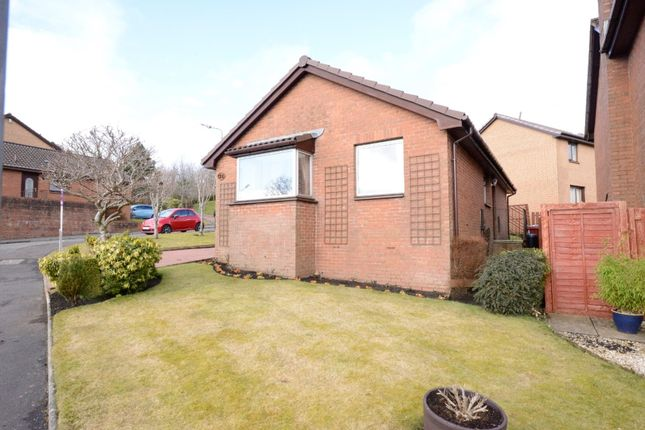 Thumbnail Detached bungalow for sale in Brent Court, Glasgow