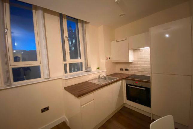 Thumbnail 1 bed flat to rent in West Africa House, Water Street, Liverpool