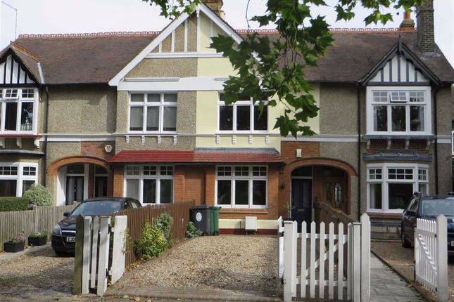 Thumbnail Terraced house to rent in Jubilee Villas, The Green, Chingford