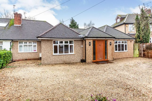 Thumbnail Semi-detached bungalow for sale in Nelson Road, Windsor