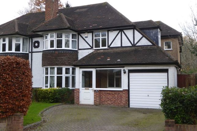 Thumbnail Semi-detached house to rent in Copley Way, Tadworth