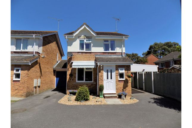 Thumbnail Link-detached house for sale in Bluebell Drive, Littlehampton