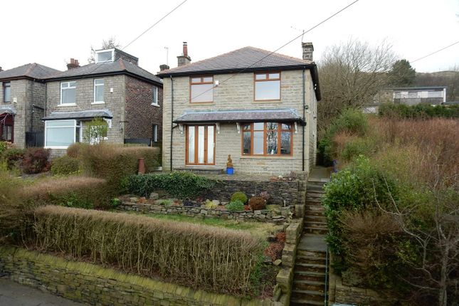Thumbnail Detached house for sale in Haslingden Old Road, Rawtenstall, Rossendale