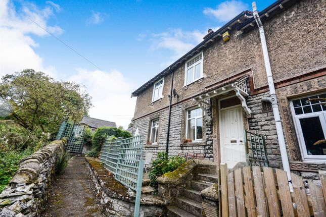 Thumbnail 3 bedroom end terrace house for sale in The Dukes Drive, Ashford-In-The-Water, Bakewell