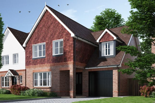 Thumbnail Detached house for sale in Horsham Road, Pease Pottage, Crawley