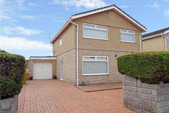Thumbnail Detached house for sale in West Park Drive, Nottage, Porthcawl