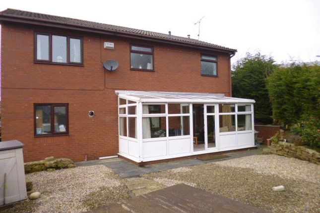 Thumbnail Detached house for sale in Brockwell Court, Coundon Grange, Bishop Auckland