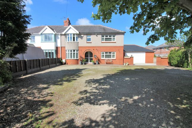 Thumbnail Semi-detached house for sale in 29 Carr Lane, Hambleton